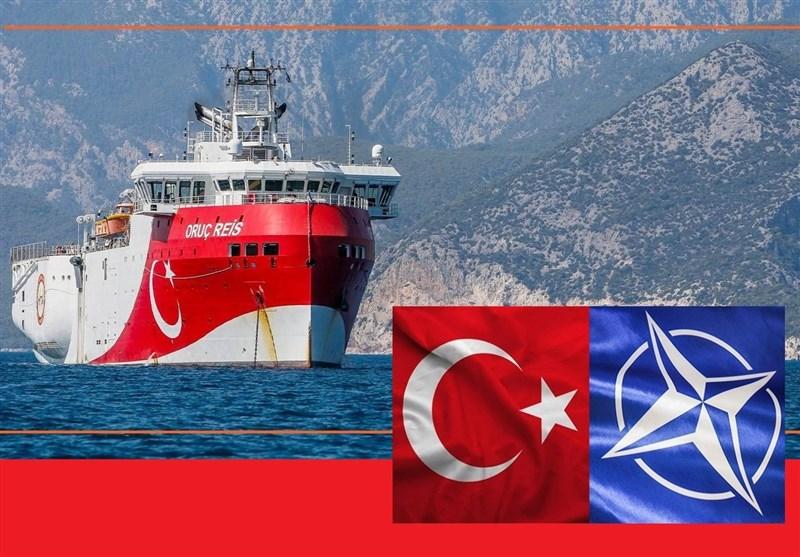 گزارش|میانجیگری ناتو بین ترکیه و یونان در شرق مدیترانه به کجا میرسد؟