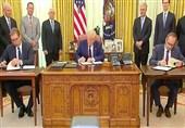در حضور ترامپ اعلام شد؛ انتقال سفارت صربستان به قدس اشغالی و به رسمیت شناخته شدن رژیم اسرائیل توسط «کوزوو»