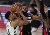 لیگ NBA| پیروزی باکس با درخشش یانیس/ گلدن استیت مغلوب اورلاندو شد