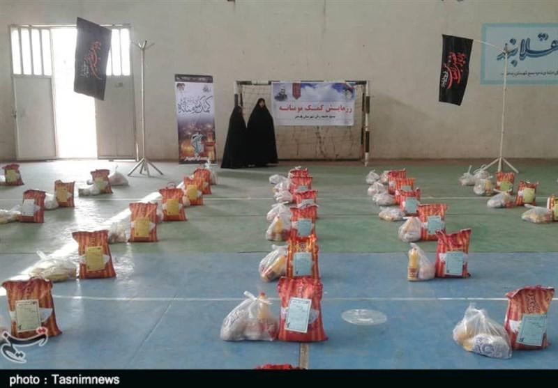 7400 بسته معیشتی از محل موقوفات بین نیازمندان استان سمنان توزیع شد
