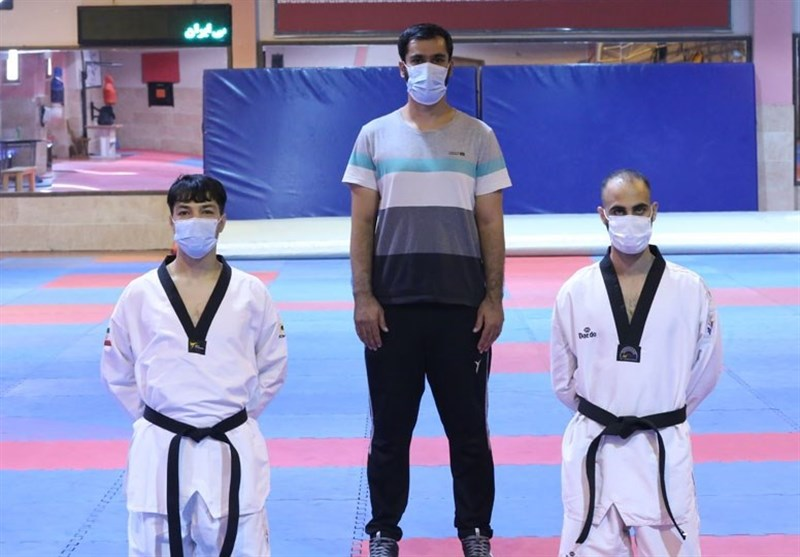 Iranian Taekwondo Athletes Start Training Camp