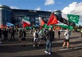 Pro-Palestine Protesters March against Israel in Hampden (+Video)
