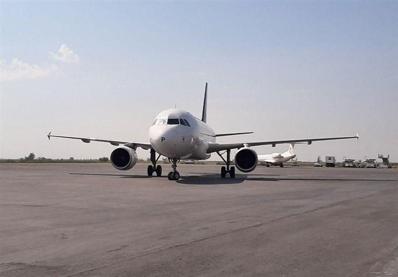 نقص فنی در پرواز تهران_گرگان/ فرود اضطراری در فرودگاه ساری