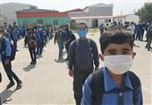 حضور دانشآموزان در مدارس آذربایجان غربی الزامی نیست