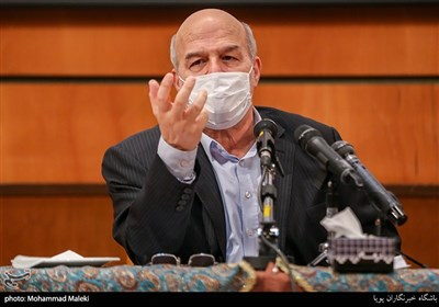 عیسی کلانتری رئیس سازمان حفاظت محیط زیست و دبیر کارگروه ملی نجات دریاچه ارومیه