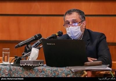 محمد مسعود تجریشی معاون محیط زیست انسانی سازمان حفاظت از محیط زیست