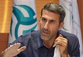 محمودی: جایگاه والیبال ایران در لیگ ملتها، پنجم تا هشتم است/ نمیتوان در المپیک به راحتی برنده شد