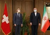 جزئیات دیدار ظریف و وزیر خارجه سوئیس