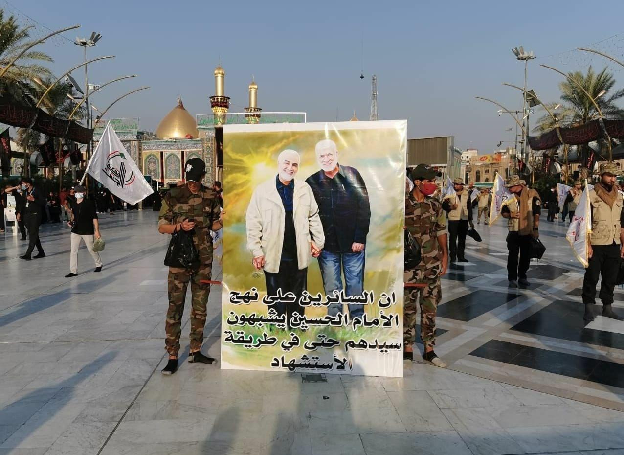 بسیج مردمی عراق  حشد الشعبی , جبهه مقاومت اسلامی ,