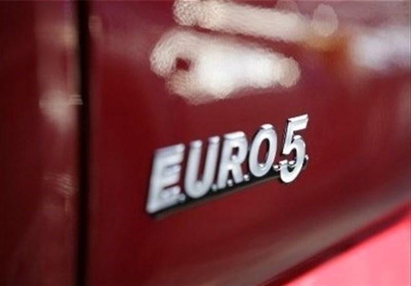 نظارت مستمر سازمان محیط زیست برای تولید خودروهای یورو 5
