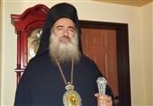 مصاحبه| سراسقف کلیسای ارتدوکس فلسطین اشغالی: توهین نشریه شارلی ابدو در قالب آزادی بیان نمیگنجد