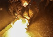 Portland Protester Accidentally Sets Himself on Fire (+Video)