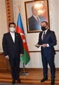 سفیر ایران با وزیر خارجه جمهوری آذربایجان دیدار کرد