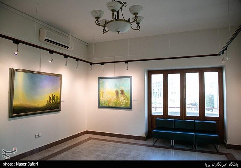 سینما , هنرهای تجسمی , نقاشی , ماه محرم , موکب تسنیم , عاشورا , امام حسین (ع) ,