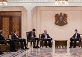سوریه|دیدار هیئت بلندپایه روسی با اسد/ تاکید بر اجرای توافقات دوجانبه با روسیه +عکس