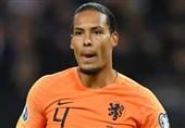 فندایک: تصمیم گرفتم هلند را در مسابقات یورو همراهی نکنم