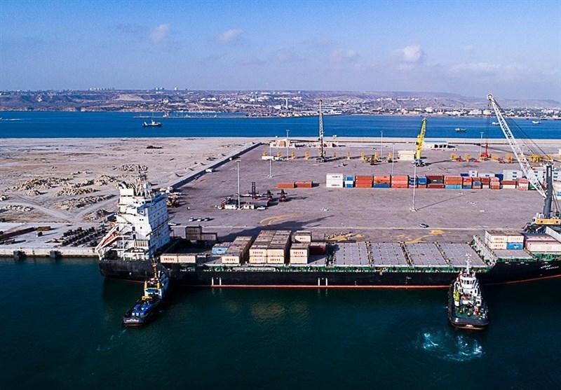 رشد چشمگیر واردات کالاهای اساسی به بزرگترین بندر اقیانوسی ایران/ پهلوگیری کشتی ۶۸هزارتنی کالا در چابهار,