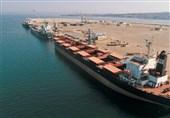 سیستانوبلوچستان| کشتیهای حامل کالاهای ترانزیتی در بندر چابهار پهلو گرفتند