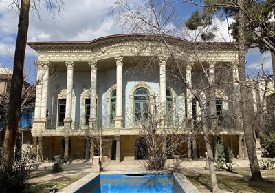 House of Mostofi-Ol Mamalek in Iran's Tehran - Tourism news