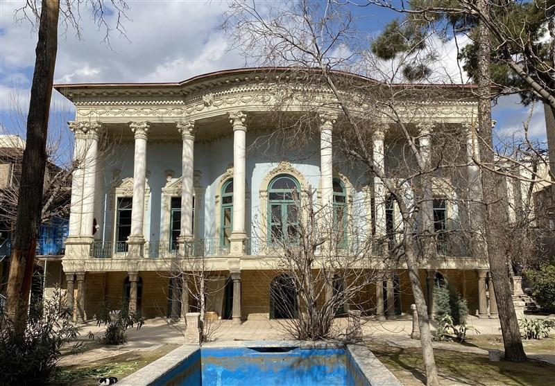 House of Mostofi-Ol Mamalek in Iran's Tehran