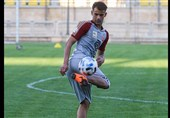 Persepolis Forward Alekasir A Doubt for Al-Duhail Match