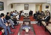 سفر هیات ایرانی در راستای ثبات و توسعه پایدار افغانستان انجام شد