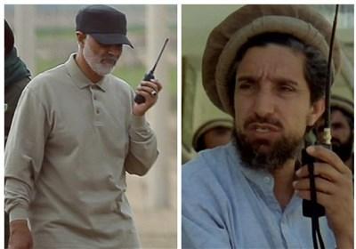 گزارش| احمدشاه مسعود و سردار سلیمانی؛ ماجرای همکاری مشترک دو قهرمان در افغانستان