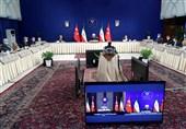 Iran, Turkey Stress Enhancing Ties after Online Presidential Meeting