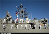 Iran Flies Combat Drone, Fires Naval Cruise Missile in Drill