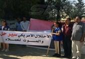 سوریه|تاکید بر فعالسازی مقاومت مردمی برای بیرون راندن اشغالگران آمریکایی