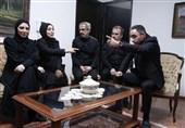تصاویر جدید از سریال مشترک جواد رضویان و سیامک انصاری