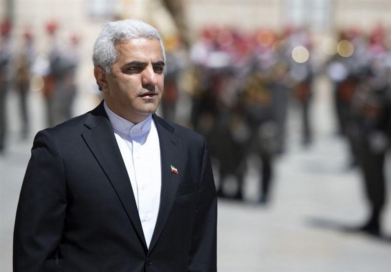 توئیت سفیر ایران در اتریش به مناسبت روز حافظ