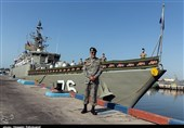 Iran-Russia Naval Drill Aimed at Ensuring Security: Admiral