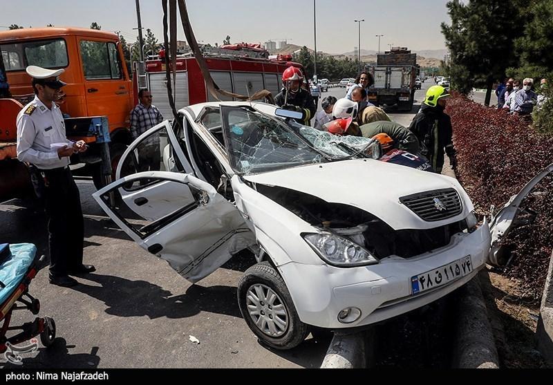 سالانه بیش از 1000 نفر در حوادث رانندگی استان کرمان جان خود را از دست میدهند
