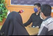 نشست گروه جهادی شباب السما دانشگاه فرهنگیان خوزستان در دفتر تسنیم بهروایت تصویر