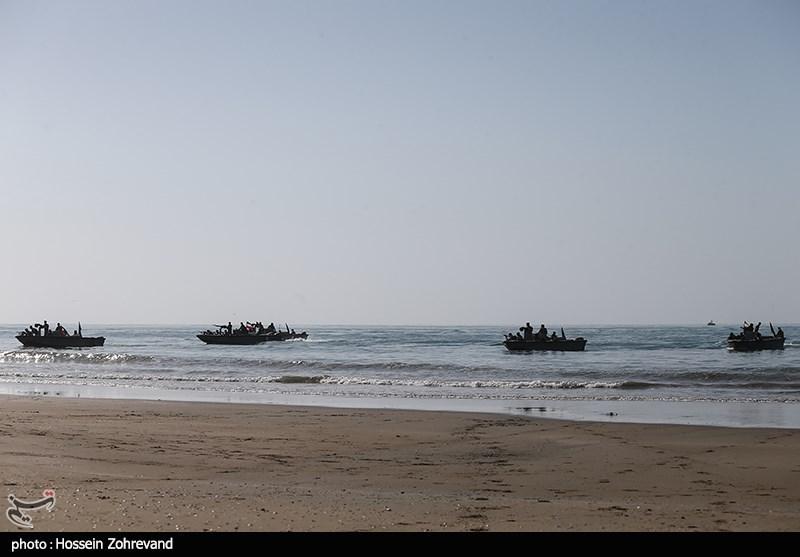 عملیات تاخت آبخاکی تکاوران نیروی دریایی ارتش