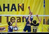 لیگ برتر والیبال| خاتم اردکان بر شهرداری قزوین غلبه کرد