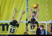 لیگ برتر والیبال  رونمایی از تیم اراک در رامسر/ صدرنشین به مصاف یزد میرود