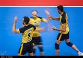 لیگ برتر والیبال| والیبالیستهای سپاهان شهرداری ارومیه را با شکست بدرقه کردند