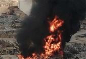 لبنان| واکنش میشل عون و دادستان کل به آتشسوزی در بندر بیروت