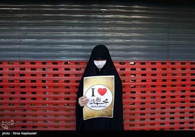 تجمع اعتراضی به هتک حرمت پیامبر اسلام(ص) - مشهد و قزوین