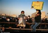 اجتماع مردم تهران در محکومیت اهانت به پیامبر و قرآن