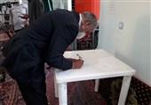 ناظران بهداشتی در 244 شعبه اخذ رای غرب استان گستان حضور دارند