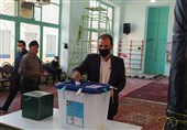 اخذ 9500 رای در حوزه انتخابیه غرب گلستان؛ نیروهای نظارتی بهداشت در همه صندوق ها حضور دارند + فیلم
