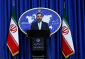 Spokesman Raps Pompeo's Anti-Iran Comments
