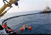 طرح مقابله با آلودگی نفتی در کانال دسترسی بندر بوشهر در خلیج فارس اجرا شد