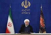 قدردانی روحانی از مردم و دست اندرکاران برگزاری مرحله دوم انتخابات در شرایط کرونایی