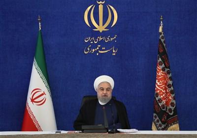 روحانی: آمریکاییها کودکانه خیال میکردند ۲۲ بهمن میتوانند وارد کشور شوند/ اعتراف میکنم قیمت مواد غذایی در بازار غیر منصفانه است