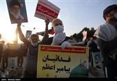 عضو مجلس خبرگان رهبری: تقویت جبهه مقاومت در برابر دهن کجیهای مستبکران به مقدسات اسلام + فیلم
