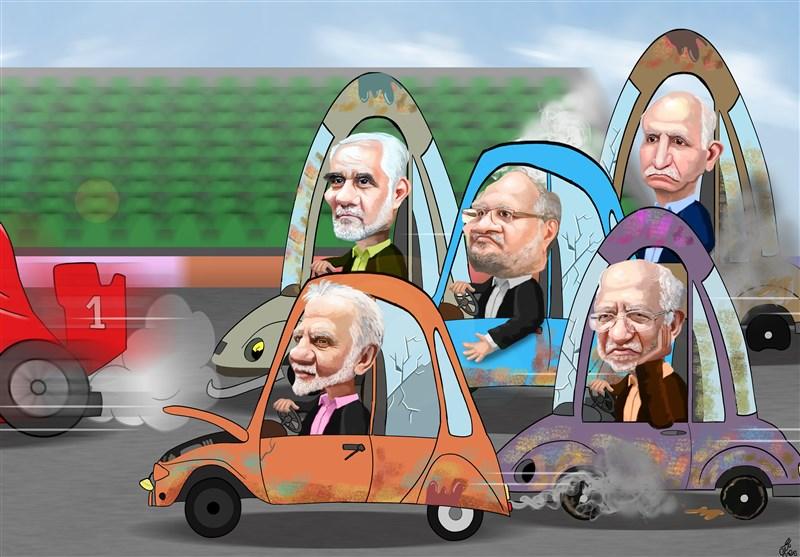 وزارت صمت یا پاتوق پیرمردها؟!